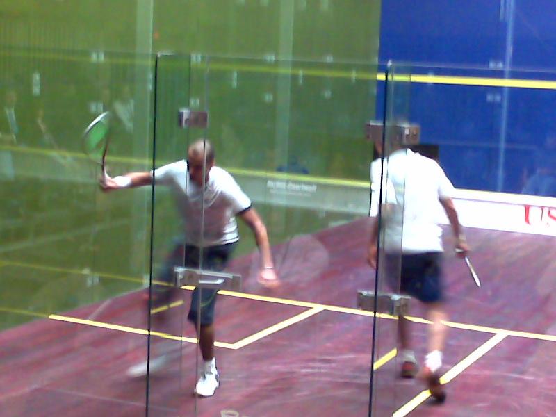 Squash time!