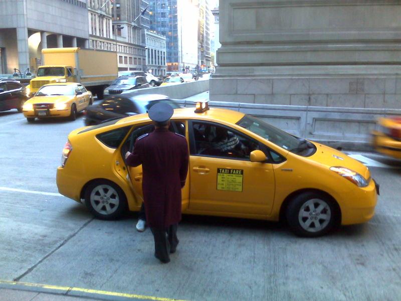 Prius taxi!!