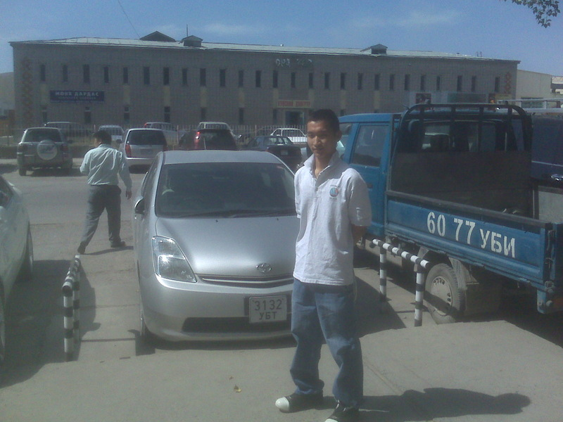 Hybrids in mongolia!
